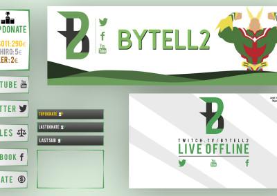 Bytell - Pack