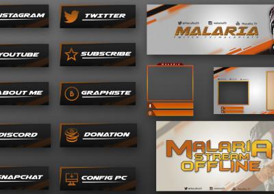 Malaria - Pack