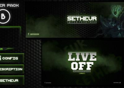Setheur - Pack