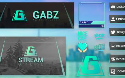 Gabz - Pack