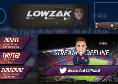 Lowzak - Pack